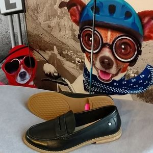 Penny loafers hush puppies